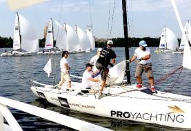 Бизнес-регата Pro Yachting Cup 2017
